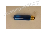 Lamp for insect killer appliance E27 230V 25W BLUE
