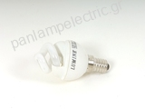Energy saving lamp 230V 3W E14