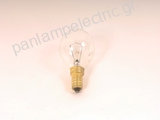 Low voltage ball lamp 42V 40W E14