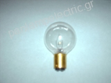 Low voltage ball lamp 48V 15W BA15d