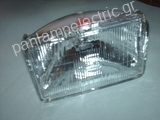 Λάμπα sealed beam 12V 40/60W STANLEY 4652