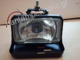 Car headlamp for fog clear with cover SIMCO 003-0232C