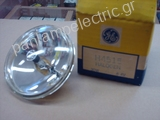 Λάμπα sealed beam 6V 30W PAR36 G.E H4515