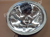 Car headlamp spot white with cover SATUGA